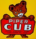 Piper aircraft logo from the WAAAM Collection.
