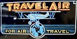 Travel Air aircraft logo from the WAAAM Collection.