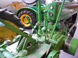 WAAAM has several tractors in its collection.