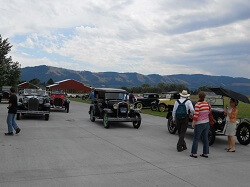 Come to International Model A Day at the Western Antique Aeroplane and Automobile Museum.