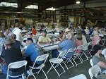 The Western Antique Aeroplane and Automobile Museum has large event spaces for outside groups to enjoy.