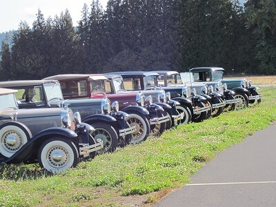 The Western Antique Aeroplane and Automobile loves hosting events!