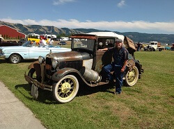 See many Model A Fords at the Western Antique Aeroplane and Automobile Museum on International Model A Day.