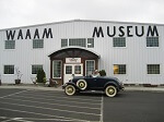 The Western Antique Aeroplane and Automobile Museum will have its Model As and Model Ts out in force for International Model A Day.