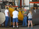 Big or small, groups love to come to the Western Antique Aeroplane and Automobile Museum.