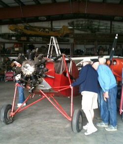 Western Antique Aeroplane and Automobile Museum is now the proud owner of a 1929 St. Louis Cardinal.