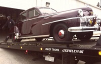 This classy 1948 DeSoto is also donated by Roscoe Nelson. Thanks Roscoe!