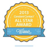 The Western Antique Aeroplane and Automobile Museum has won the 2013 Constant Contact All Star Award!
