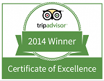 The Western Antique Aeroplane and Automobile Museum has won Trip Advisor's 2014 Certificate of Excellence.